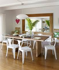 dining room elegant dining room table decorating ideas mirror