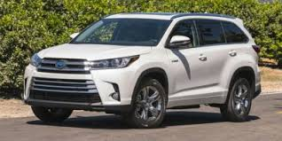 2014 toyota highlander ground clearance 2018 toyota highlander features and specs car and driver