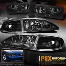 1994 mustang gt headlights 1994 ford mustang gt ebay