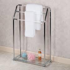 Bathroom Towel Bars Deluge Towel Rack