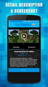 minecraf pe apk mods addons master for mcpe minecraft pe apk 1 13 4