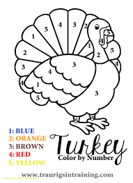 scarce picture of turkey to color thanksgiving coloring pages with