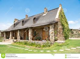 House With Front Porch by Scottish House With Front Porch Stock Photo Image 66515075