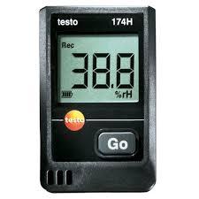 light intensity data logger testo measuring instruments testo 174 h two channel temperature