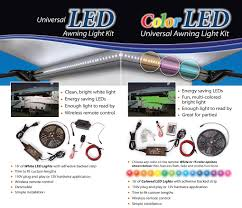 how to install led strip lights question for those with led awning lights on the roller tube