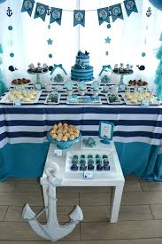 baby shower table ideas baby shower table cloth katakori info