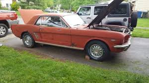 mustang restoration project for sale 1966 ford mustang for restoration project for sale photos