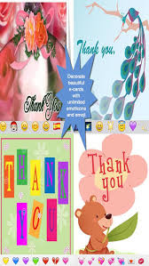 thank you ecards thank you cards maker customise and send thank you ecards with