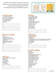 sample travel checklist summer travel checklist sample travel