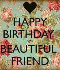 happy birthday to my dear friend birthday cards pinterest