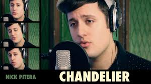 Chandelier Youtube Sia Chandelier Nick Pitera Stripped Down Piano Cover Youtube