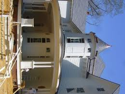 house with tower it s not a victorian home without a turret tower the