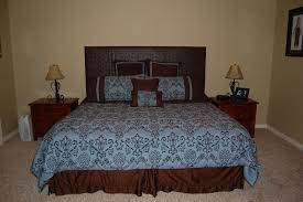 Headboards And Beds Furniture Inspiring Homemade Headboards For Wonderful Bedding