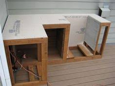 how to build outdoor kitchen cabinets how to weather proof an outdoor kitchen cabinet how to diy