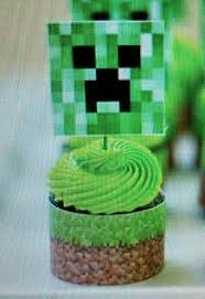 minecraft cupcake ideas thegogreenblog