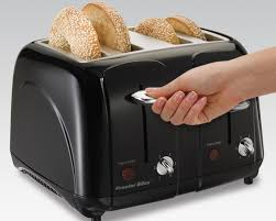 Toasters Best Amazon Com Proctor Silex Cool Touch 4 Slice Toaster 24201