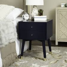 rustic nightstands u0026 bedside tables shop the best deals for oct