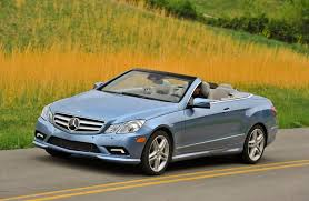 mercedes e class convertible for sale 2012 mercedes e class overview cars com