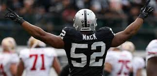 Nails Is Nuts The Daily Upper Decker - add khalil mack to the list of guys who can plow my sister the