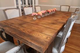 barnwood tables for sale most dining chair idea for barnwood dining room tables