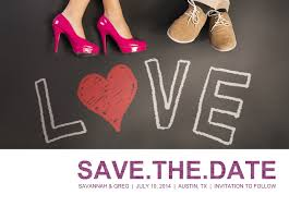 Creative Save The Dates Save The Date Photo Ideas Creative Colorful And Fun Inspiration