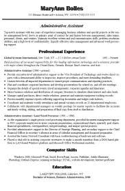 exles of administrative assistant resumes peachy administrative resumes best assistant resume exle