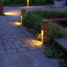 aussenleuchten design design außenleuchten pollerleuchten licht auf den weg gebracht