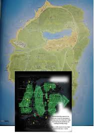 map size comparison entire dogs map revealed compared with grand theft auto iv