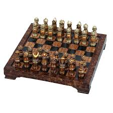 decorative beautiful chess sets interiors design
