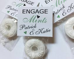 mint to be wedding favors mint wedding favor etsy