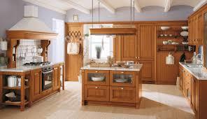 chic decoration romantic style kitchen interior featuring laminate