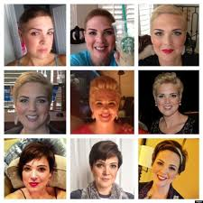 growing hair from pixie style to long style 265 best after chemo hairstyles images on pinterest hair cut