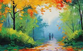 Best Paintings by Most Beautiful Nature Paintings Painting Lessons How To Paint
