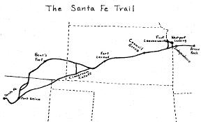 Santa Fe Map Santafe Gif