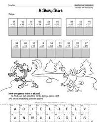 two digit addition with regrouping tic tac toe game math