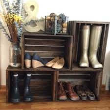 Storage Solutions For Shoes In Entryway Tired Of Your Kids Throwing Their Boots In The Entry Hall Your