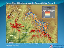 Arizona Spring Training Map by New Alos 2 Damage Map Assists 2015 Gorkha Nepal Disaster Response