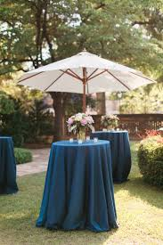 Fitted Round Tablecloth 108 Round Poly Premier Tablecloth With Umbrella Hole Premier