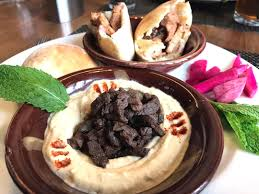 Wyoming travel food images In jackson hole wyo even the hummus has meat arts and leisure jpg