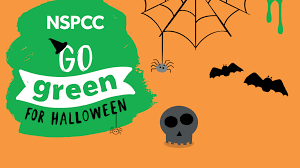 go green for halloween nspcc
