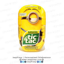 minion tic tacs where to buy minion tic tac 98g stuart izsypizsy
