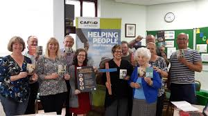parishioners from st benets kickstarted their power to be campaign at a cafod evening in june jpg