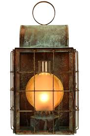 Nautical Wall Sconce Newport Harbor Wall Sconce Copper Lantern Nautical Light