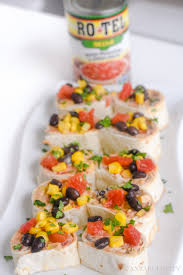 easy appetizers easy party appetizer taco pinwheels fantabulosity