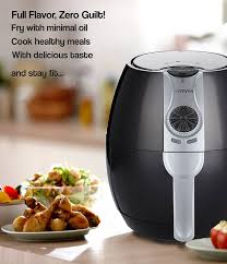 amazon com air fryer by cozyna 3 7qt with airfryer cookbooks
