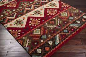 Southwestern Throw Rugs Coffee Tables Southwestern Bathroom Rugs Aztec Rug Target