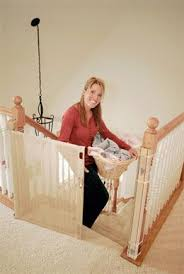 Best Stair Gate For Banisters 12 Best Baby Gates For Stairs Images On Pinterest Stair Gate