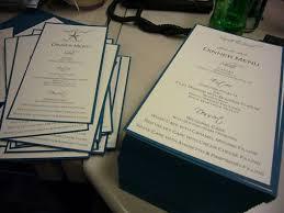 diy wedding menu cards help wedding menu question weddingbee