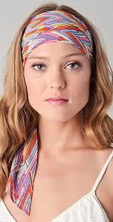 silk headband couture silk headband with tie shopbop
