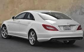 used 2012 mercedes cls class for sale pricing features